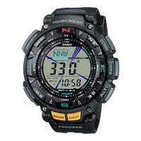 Casio Protrek Digital Men's Watch in Black PRG240-1