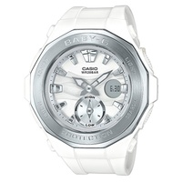 Casio Baby-G Womens Watch in White BGA-220-7ADR