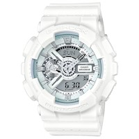 Casio G-Shock Mens Watch in White GA-110LP-7ADR