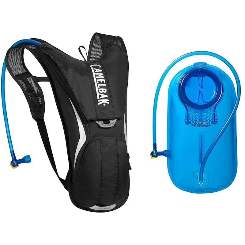 ac2816bc89 ... Hydration Packs & Bladders. h m s Remaining. Camelbak Classic Black 2L  ...