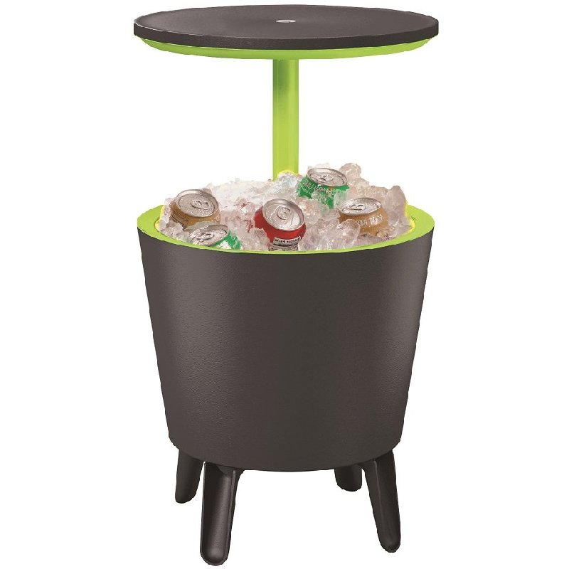 keter cool bar icebox and outdoor table 2 in 1 buy coolers eskis. Black Bedroom Furniture Sets. Home Design Ideas
