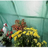 100% UV Protected Greenhouse Sun Shade Kit