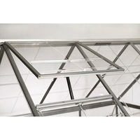 Clear Polycarbonate Greenhouse Panel Vent Kit