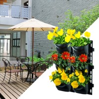 Maze Vertical Garden Wall Planter Kits (3 Sizes)