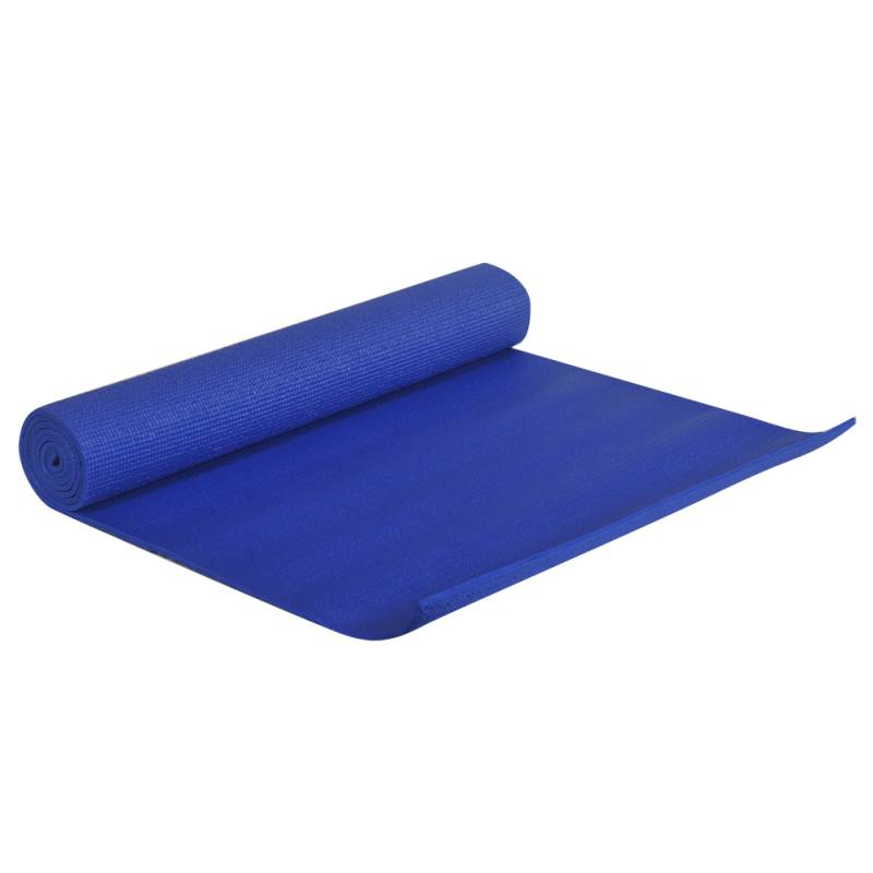 Non-Slip Yoga Mat (6mm Thickness) Blue Or Pink