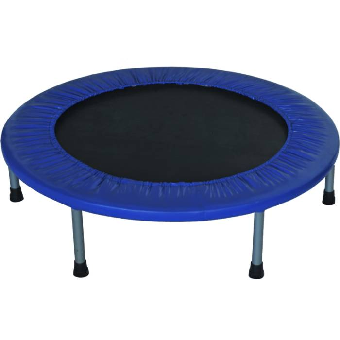 Mini Kids 40in Exercise Trampoline W/ Safety Cover