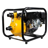 High Pressure Fire Fighting Pump, 6.5HP, 1.5 Inch