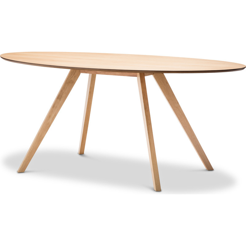 Scandinavian Oval Wooden Dining Table in Oak 1800mm Buy  : 41 05402 from www.mydeal.com.au size 800 x 800 jpeg 91kB