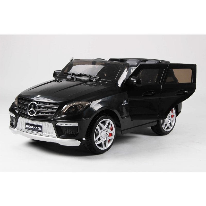Mercedes benz amg electric kid 39 s ride on car black buy for Mercedes benz kids