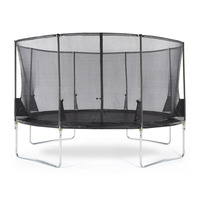 Plum Space Zone 14ft Kids Trampoline with Enclosure