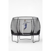 Plum Premium Spring Trampoline with Enclosure 10ft