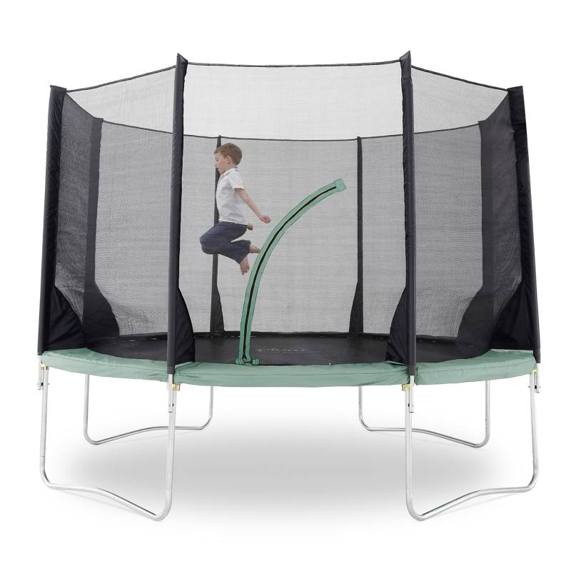 Trampoline Parts Plum: Plum Space Zone 12ft Kids Trampoline With Enclosure