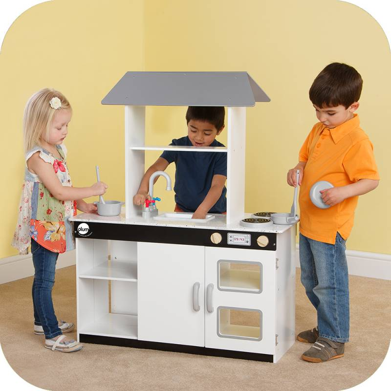 childrens wooden kitchen accessories plum wooden play kitchen amp accessories buy play 5392