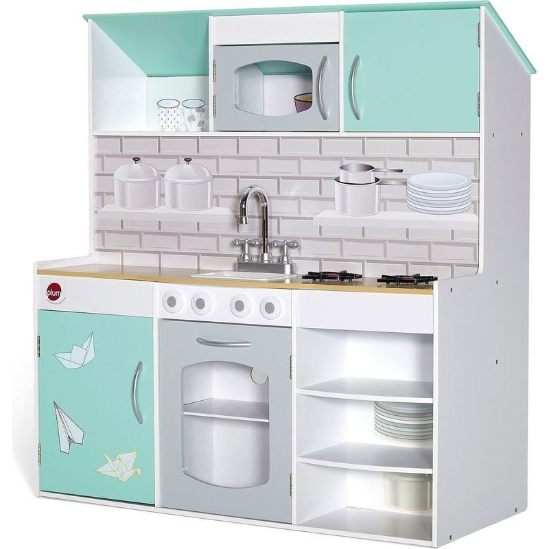 Plum 2 in 1 Dolls Town House and Play Kitchen | Buy Play Kitchens