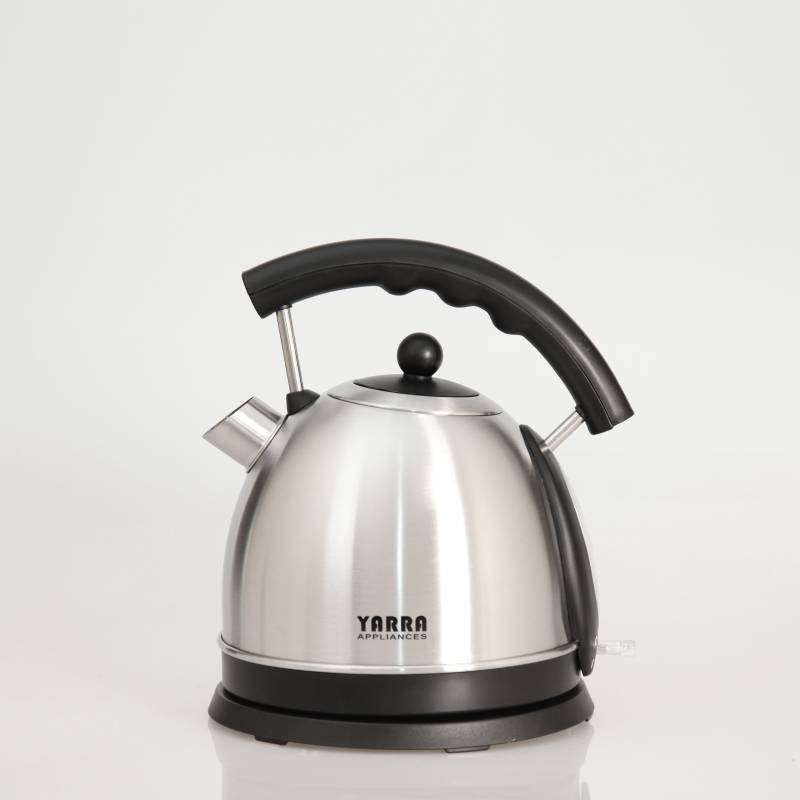 Purchase Electric Kettle ~ Yarra stainless steel electric dome kettle buy