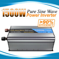 Pure Sine Wave Power Inverter 1500W/3000W 12V-240V