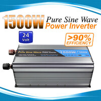 Pure Sine Wave Power Inverter 1500W/3000W 24V-240V
