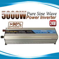Pure Sine Wave Power Inverter 5000W/10000W 24V-240V