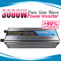 Pure Sine Wave Power Inverter 3000W/6000W 12V-240V