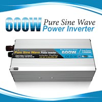 Pure Sine Wave Power Inverter 600W/1200W 12V-240V
