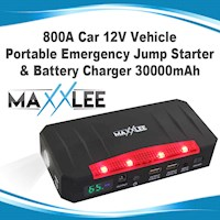 Portable Jump Starter & Battery Chargers