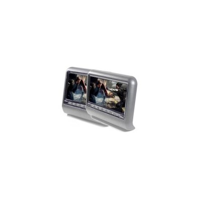 Dual TFT LCD In-Car Dual Headrest Monitors 9 Inch