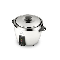 Stainless Steel Rice Cooker Small KW62 5-Cups 1L