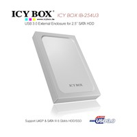 External 2.5 Inch Aluminum Enclosure With USB 3.0