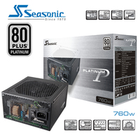 Seasonic 80Plus Platinum Series 760W Power Supply