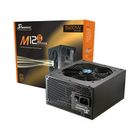 Seasonic M12II Bronze 520W Modular Power Supply