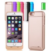 "3200mAh Charger Case (Power Battery) for 4.7"" iPhone 6 (Gold)"