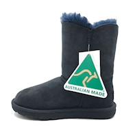 36902 MUBO UGG WOMEN'S BOOTS NAVY COLOR