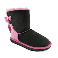 36908 MUBO UGG WOMEN'S BOOTS BERRY BLACK COLOUR