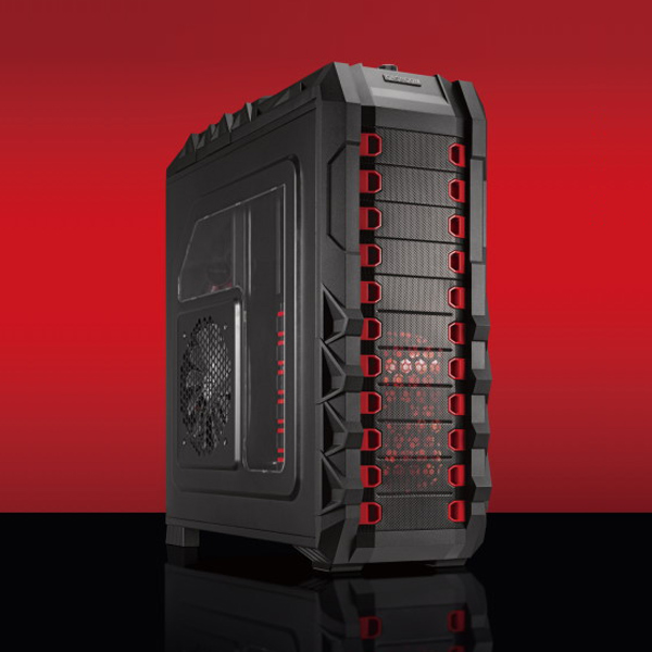 Casecom Halcones Cl 86 Pc Tower Case Buy Pc Computer