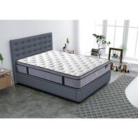 Queen Size 5 Zone Euro Top Pocket Spring Mattress
