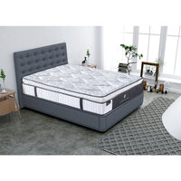 King Size Mattress Latex Micro Coil Pocket Spring