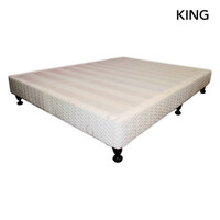 Slatted Ensemble Bed Base for King Size Mattress