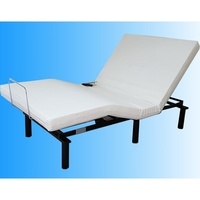 Electric King Single Bed with Massage Components