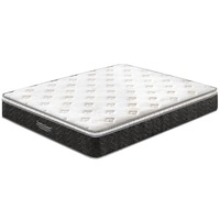 Queen Bamboo Cover Euro Top Pocket Spring Mattress