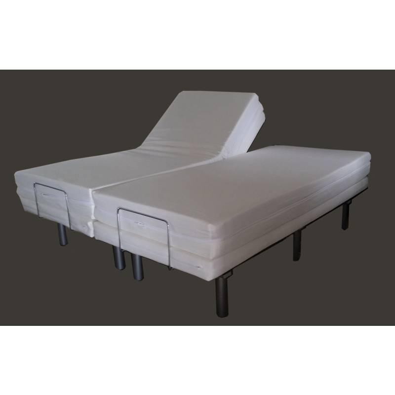 Electric Adjustable Massage Split Queen Bed Base Buy Queen Bed Frame
