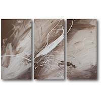 3 Canvas Abstract Painting #231