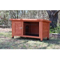 Aspen Single Storey Hutch for Rabbits / Guinea Pigs