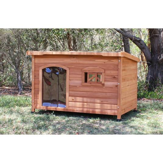 Extra Large Wood Dog House