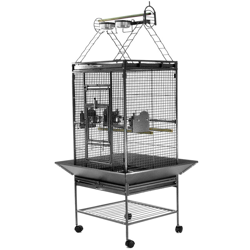 Large Steel Framed Parrot Aviary Bird Cage 170cm   Buy Bird Cages ...