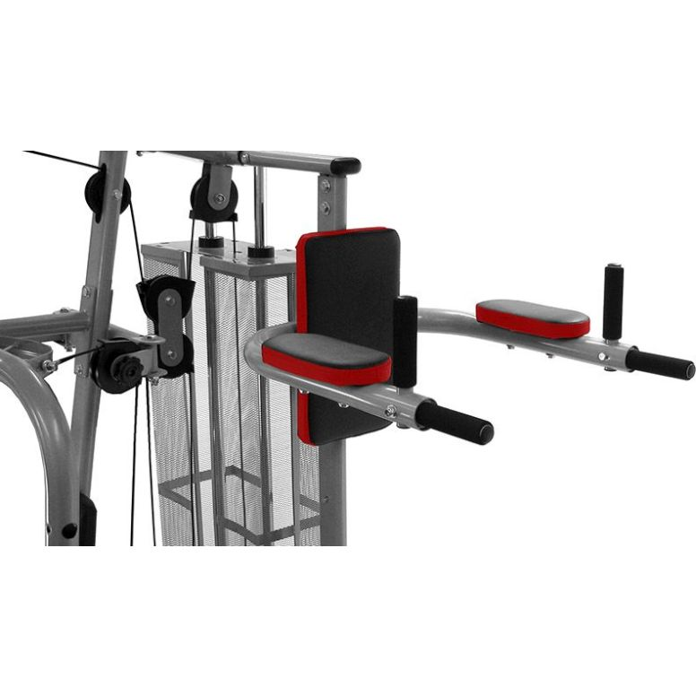 Multi station exercise home gym with kg weights buy
