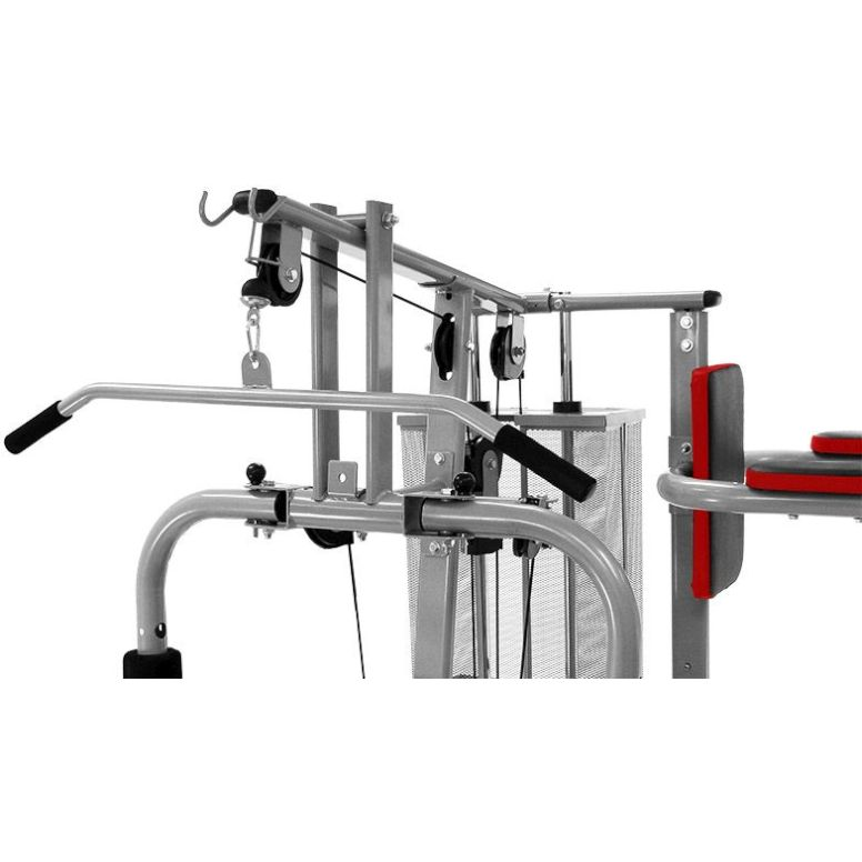 Multi-Station Exercise Home Gym with 80kg Weights   Buy Multi Stations