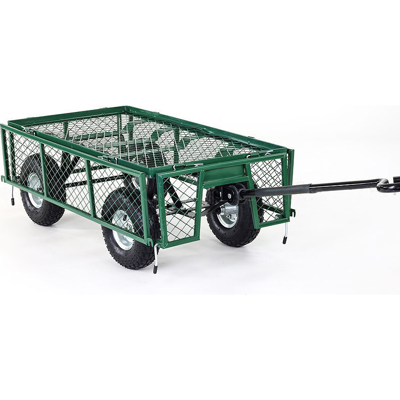 Heavy Duty Folding Garden Utility Cart Trolley Buy