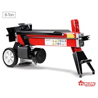 Yukon Electric Hydraulic Log Splitter 8T 2000W