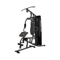 Powertrain Multi-Station Home Gym w/ Preacher Curls