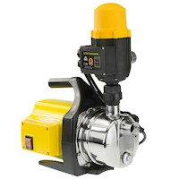 Auto Pressure Control Rain Water Pump Yellow 800W